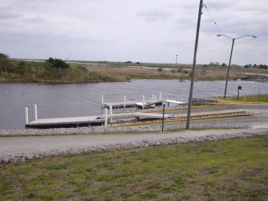 Clewiston Boat Ramps