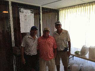 2016 USSC Annual Golf Tournament Winners