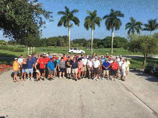 2017 Clewiston Elks Lodge Golf Scramble