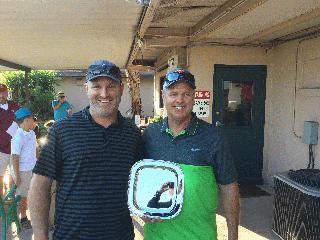2017 Parent-Child Championship Golf Tournament Gross Winners