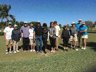 2018 Clewiston Golf Course Couples Championship Group